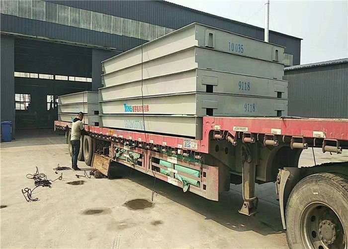 Modularized Digital Weighbridge With U Shape Beams And Channel Steel